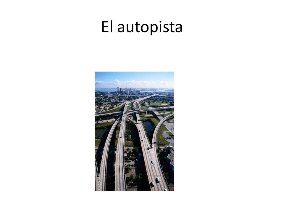 El autopista