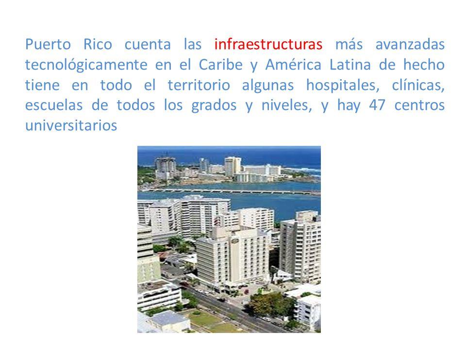 Puerto Rico tiene una red de caminos, carreteras y autopistas dentro de la competencia del Departamento de Transporte.