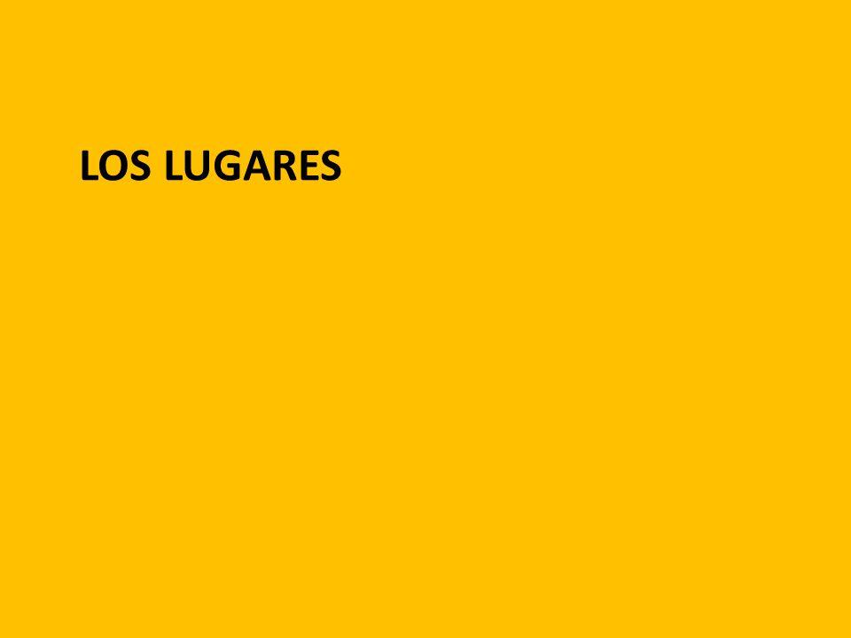 LOS LUGARES