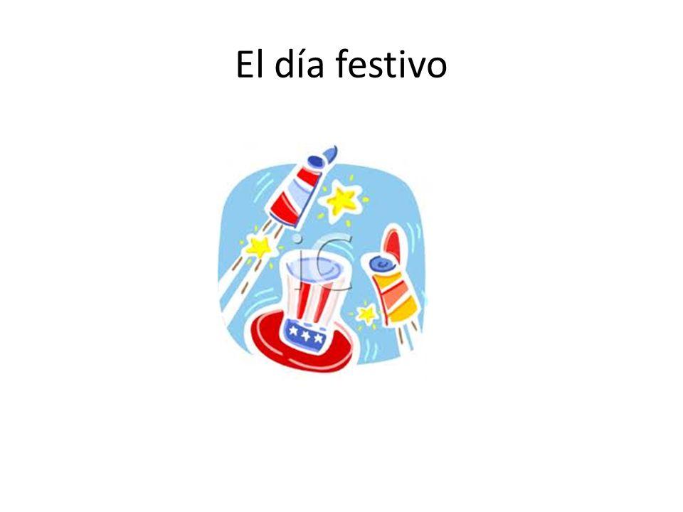 El día festivo