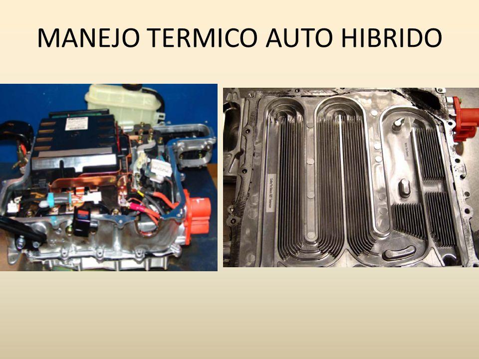 MANEJO TERMICO AUTO HIBRIDO