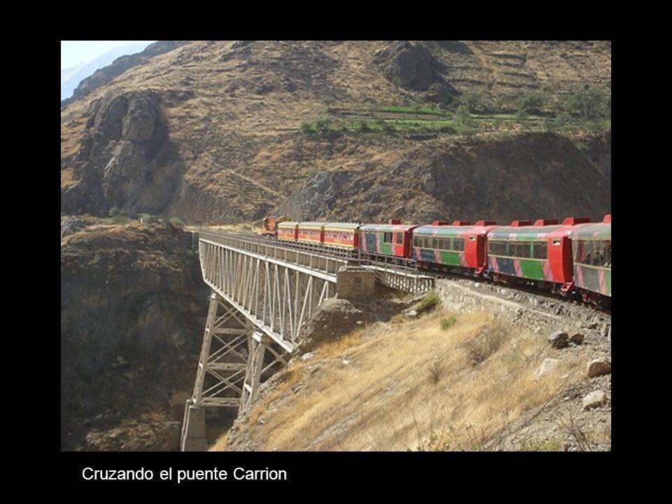 Punte Carrion el más largo del recorrido ( 2000 m) – Km 84