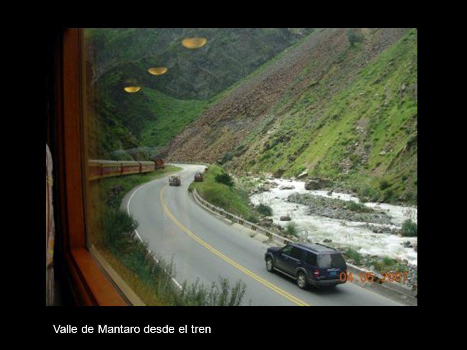 Valle de Mantaro