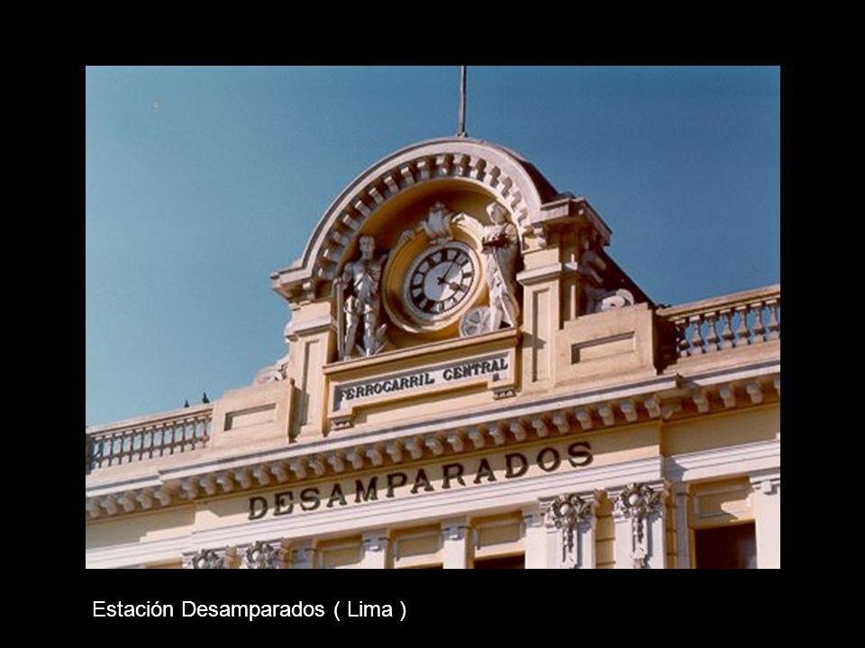 Estación Desamparados ( Lima )