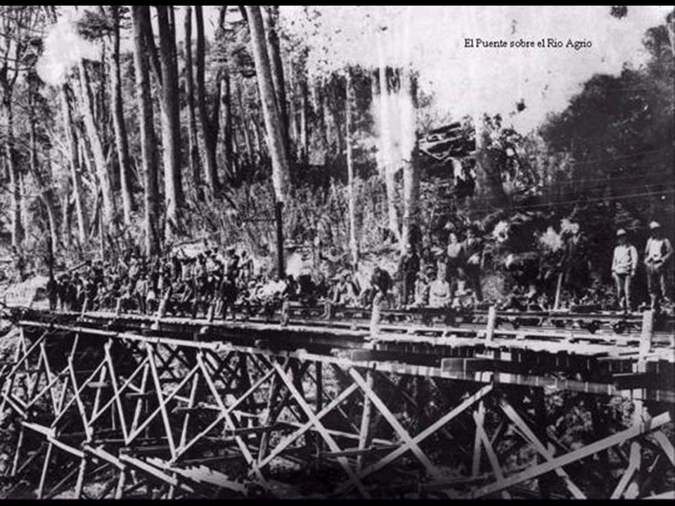 El Puente sobre el Rio Agrio