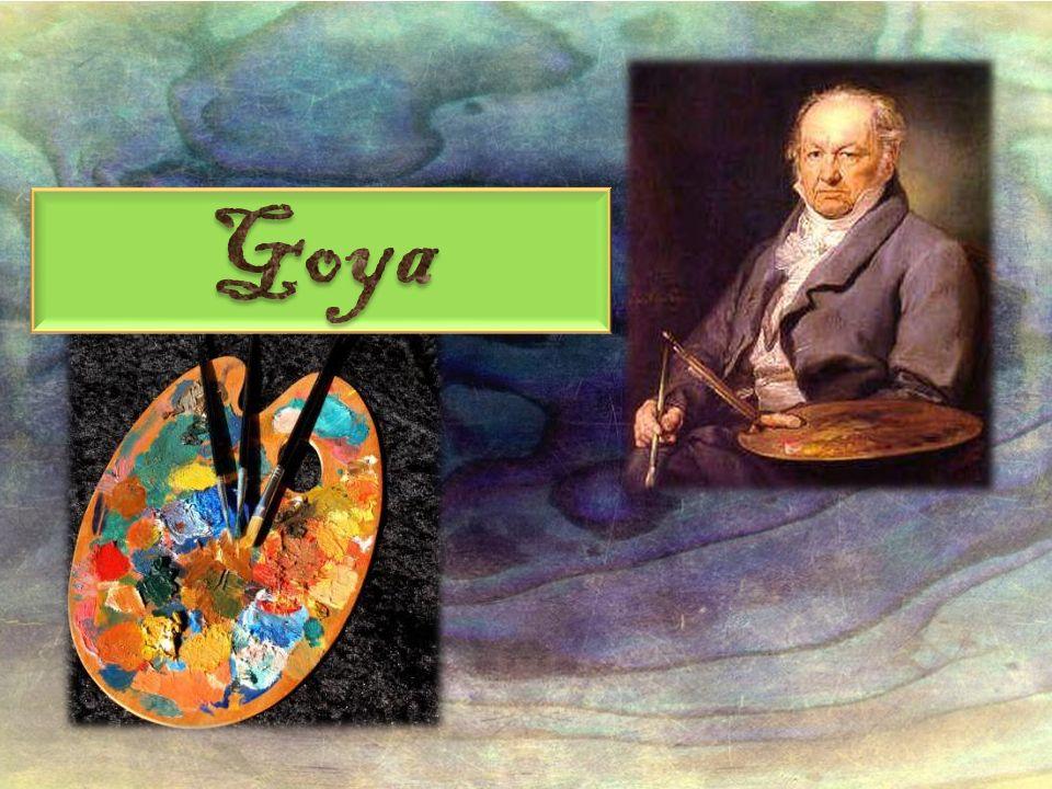 FRANCISCO DE GOYA Y LUCIENTES.Nació en Zaragoza, 30 de marzo.