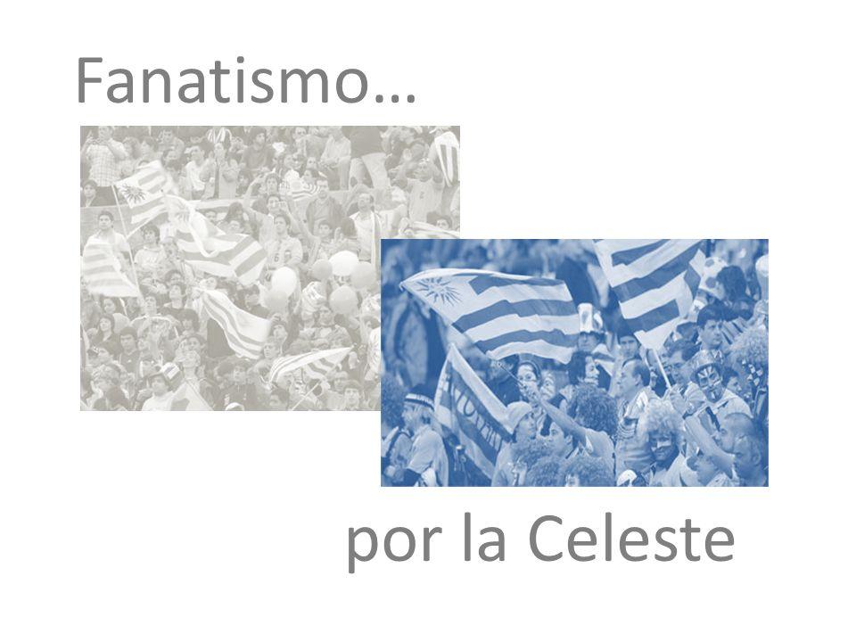 Fanatismo… por la Celeste