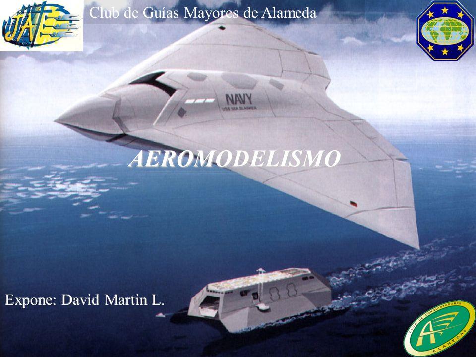 AEROMODELISMO Club de Guías Mayores de Alameda