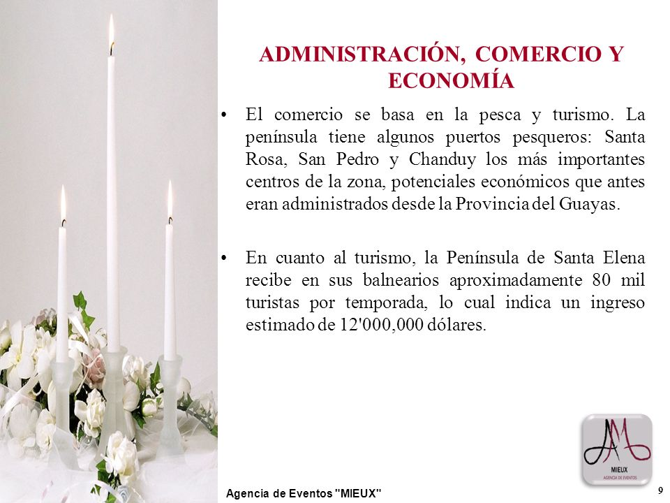 AMORTIZACION 40 Agencia de Eventos MIEUX