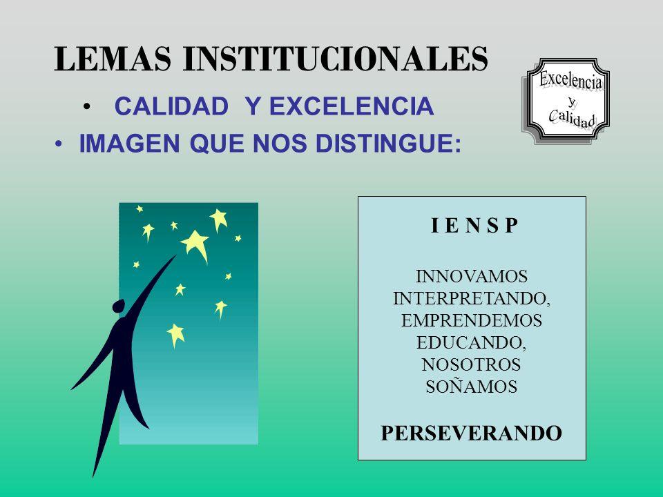 : PROYECTO FRUTOS DE LA FE Y LA ESPERANZA 2008- 2013 PROPUESTA DE MEJORAMIENTO INSTITUCIONAL