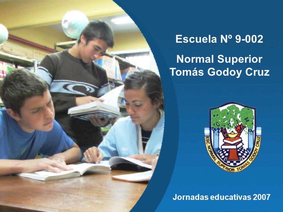 VISIÓN 2007 Educación con exigencia y esfuerzo