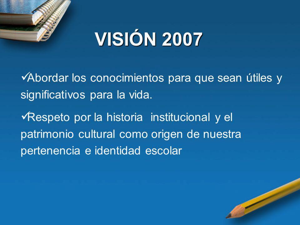 OBJETIVOS 2007 Promover la mediación como herramienta para resolver conflictos.