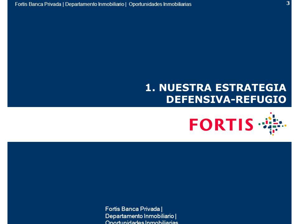 3 1. NUESTRA ESTRATEGIA DEFENSIVA-REFUGIO