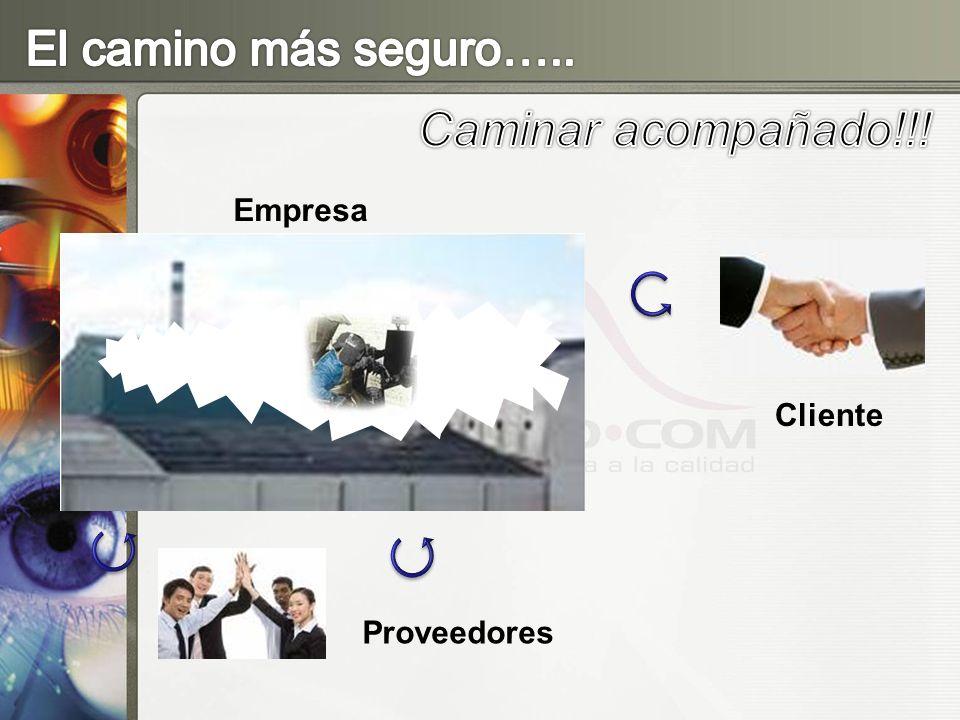 Empresa Proveedores Cliente