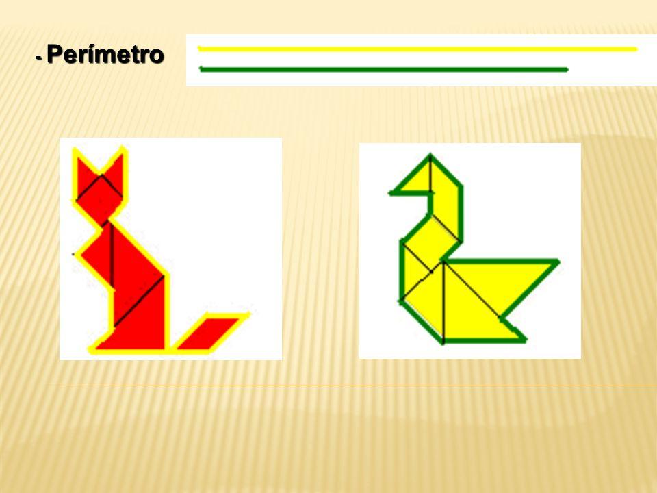 ENTENDIENDO EL TANGRAM El juego del tangram consiste en acoplar las piezas para recomponer figuras.