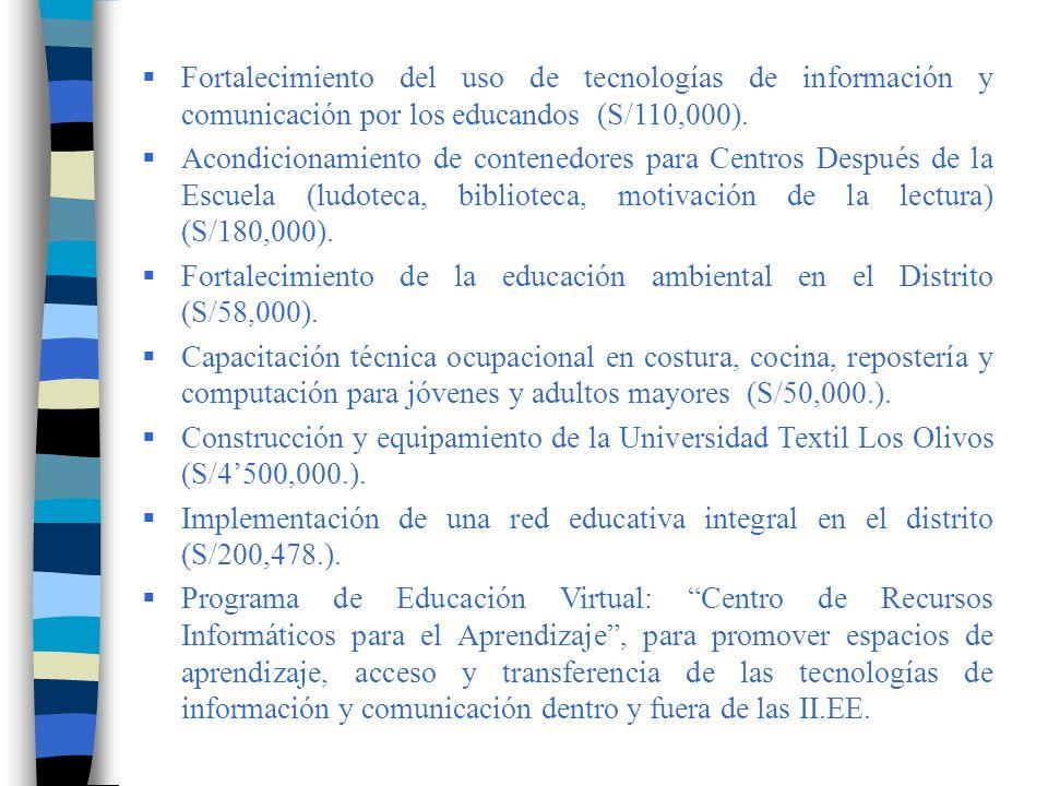 Difusión y capacitación a Directores, docentes, padres de familia, CONEIs, representantes de Organizaciones de la sociedad civil, sobre Municipalización de la Gestión Educativa.
