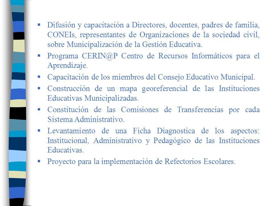OLMOS, en la Región Lambayeque Capacitación a docentes en razonamiento matemático y comprensión de lectura en la Universidad Particular Señor de Sipán.