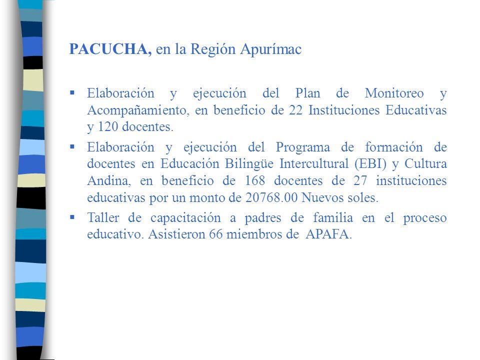 PAUCARPATA, en la Región Arequipa Entrega de paquetes escolares (útiles, mochilas y gorras) a niños de menores recursos.