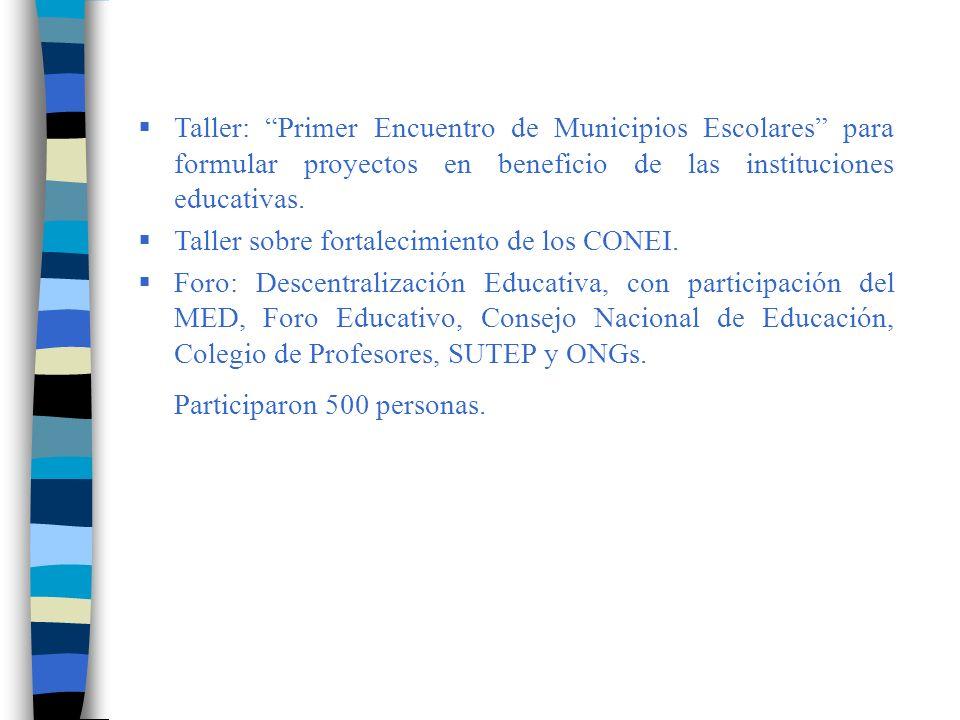 PAUCARTAMBO, en la Región Pasco Visitas a las instituciones educativas para controlar la asistencia del personal, informando a la UGEL y la DRE.