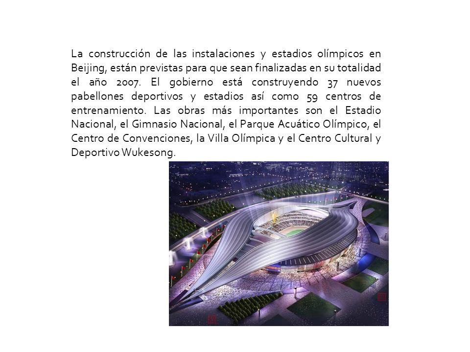 Las Olimpiadas de Beijing Las Olimpiadas de Beijing - Conocidas también como los Juegos Olímpicos de Pekín, u oficialmente denominados; Juegos de la X