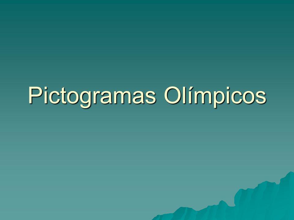 PICTOGRAMAS Se denomina así a los signos de los sistemas alfabéticos basados en dibujos significativos (comúnmente se utilizan figuras geométricas).