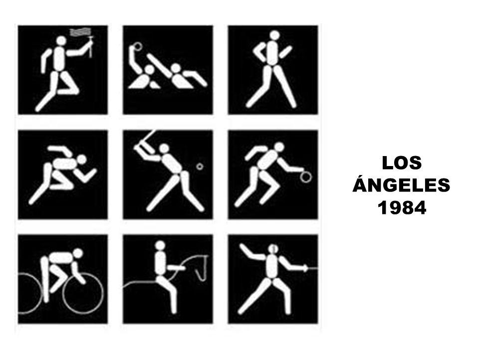 LOS ÁNGELES 1984
