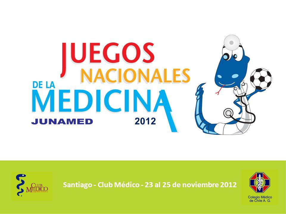 Santiago - Club Médico - 23 al 25 de noviembre 2012 2012