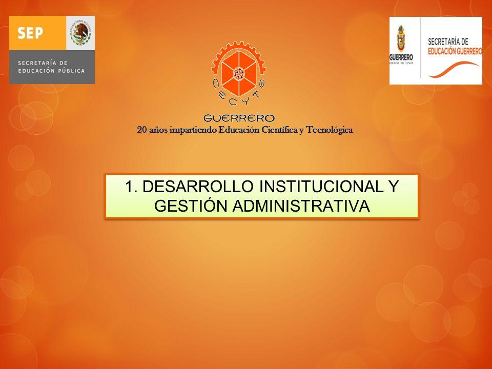 INFORME DE ACTIVIDADES SEPTIEMBRE-DICIEMBRE 2011 20 años impartiendo Educación Científica y Tecnológica