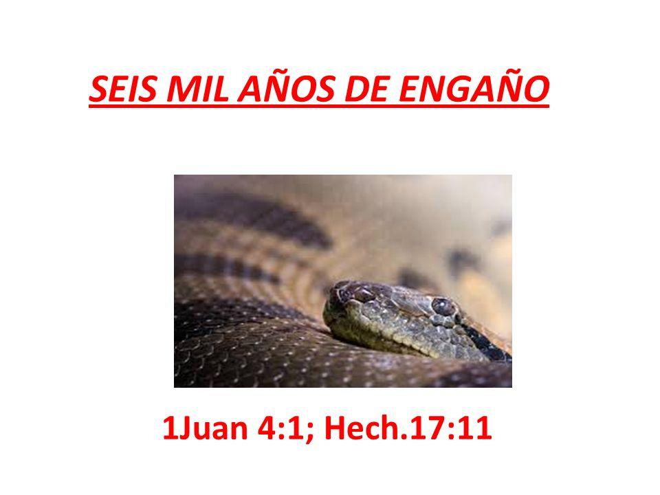 ¿Cuál será el último engaño de Satanás.Apoc.20:7-9.