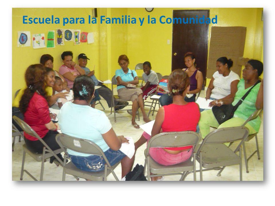 Escuela para la Familia y la Comunidad