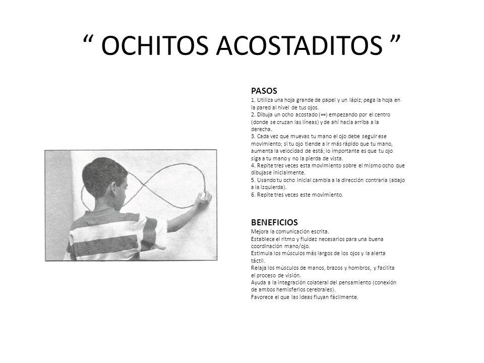 OCHITOS ACOSTADITOS PASOS 1.