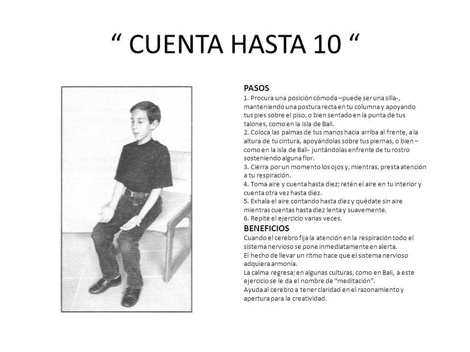 CUENTA HASTA 10 PASOS 1.
