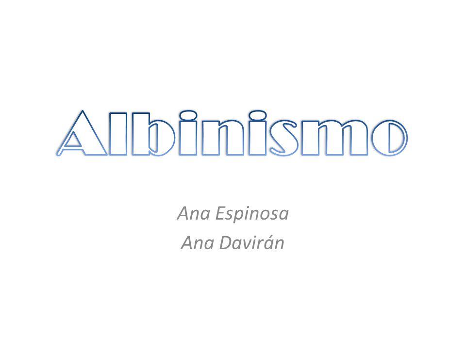 Ana Espinosa Ana Davirán