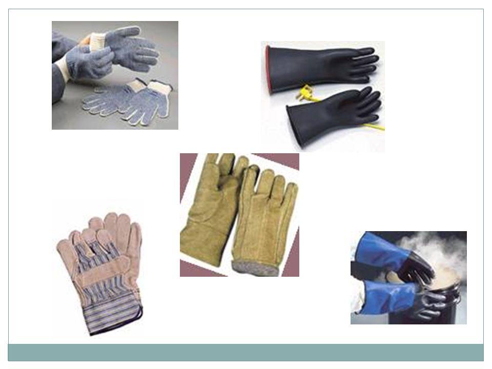 Harwood Grant 46F1-HT06 - Texas Engineering Extension Service GUANTES PROTECTORES DISPONIBLES Guantes durables hechos de malla metálica, cuero o lona