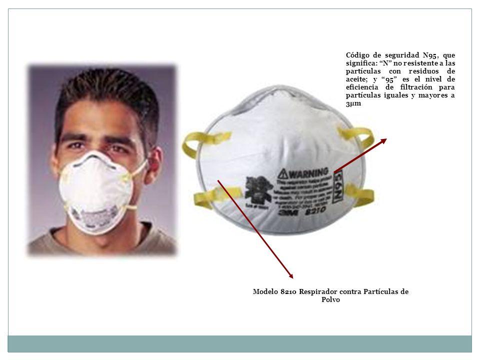 Tiene como misión permitir que el usuario disponga de aire respirable cuando esté expuesto a una atmósfera contaminante y/o cuya concentración de oxíg