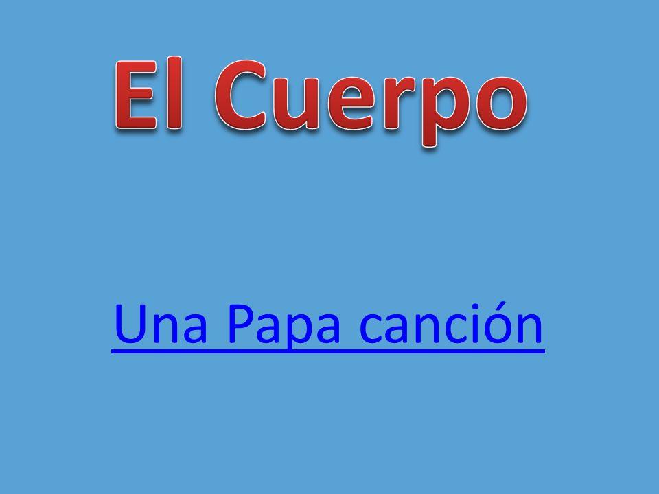 Una Papa canción
