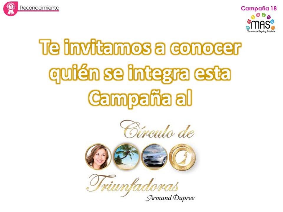 Campaña 18