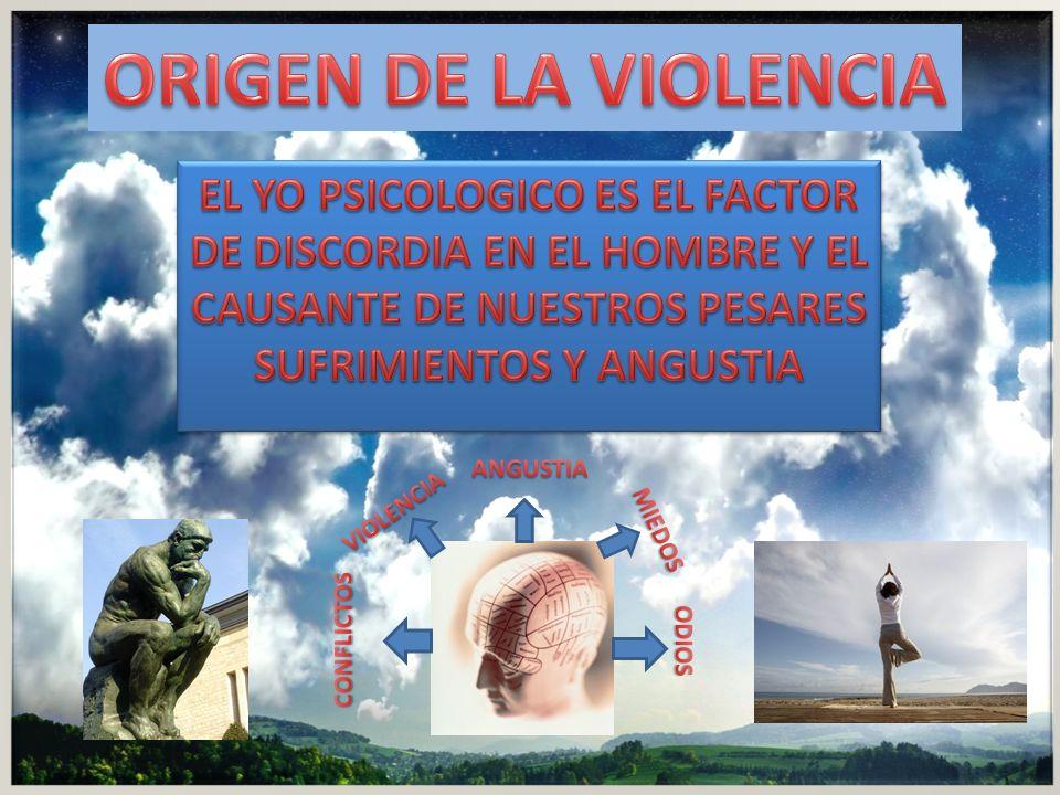 V.M Samael Aun Weor La violencia origina más violencia, el odio produce más odio.
