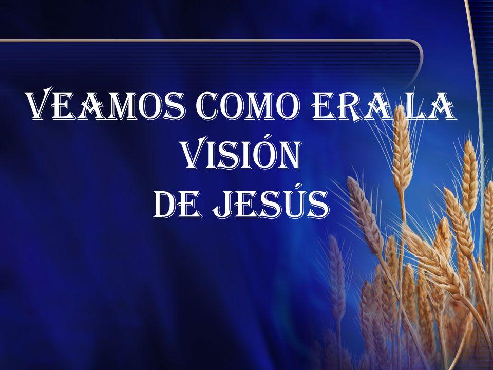 El ejemplo de la iglesia Apostólica 1.Centrada en la misión, no en los programas internos.