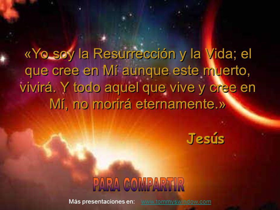 En ese caso, no tienes más que hacer con sinceridad esta sencilla oración: «Jesús, deseo conocerte y vivir para siempre en Tu Reino.