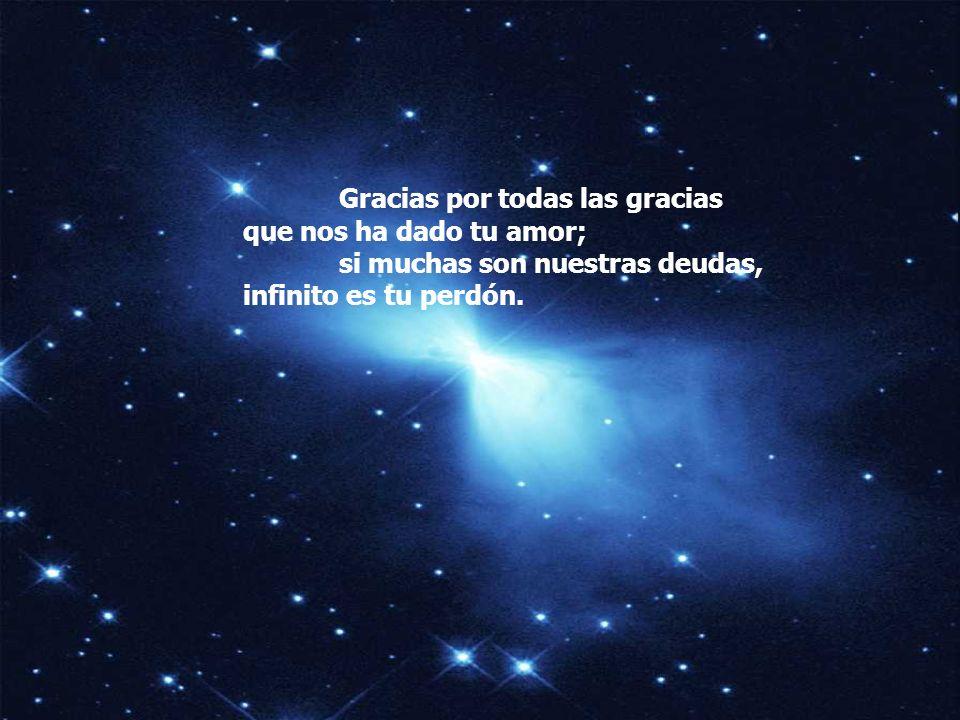 Antes de cerrar los ojos, los labios y el corazón, al final de la jornada … ¡ Buenas noches, Padre Dios !