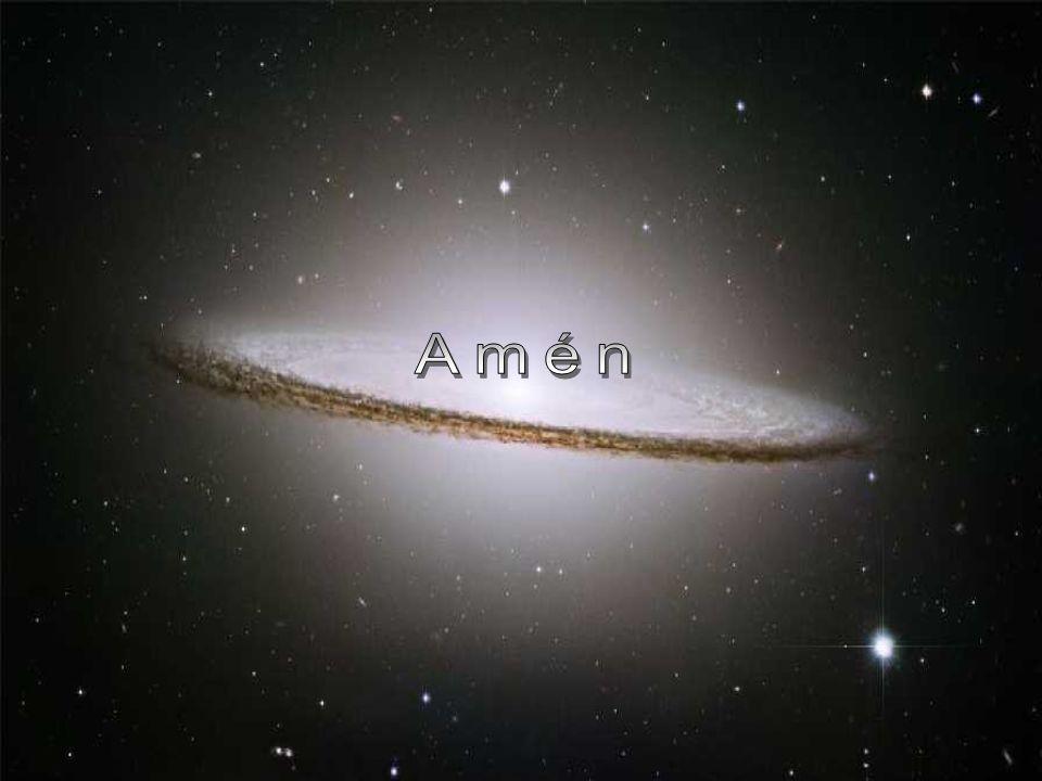 Gloria al Padre omnipotente, gloria al Hijo Redentor, gloria al Espíritu Santo: tres Personas, sólo un Dios.