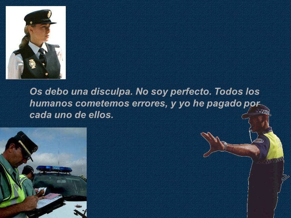 Soy policía