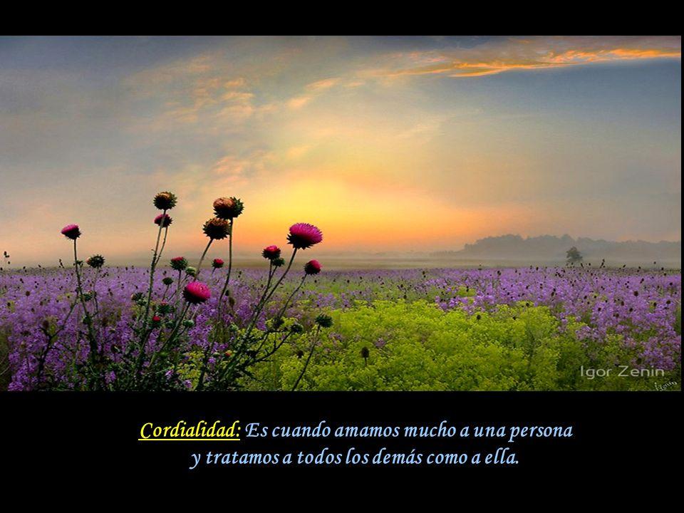 Adoctrinamiento: Es cuando una persona conversa con el Espíritu colocando el corazón en cada palabra.