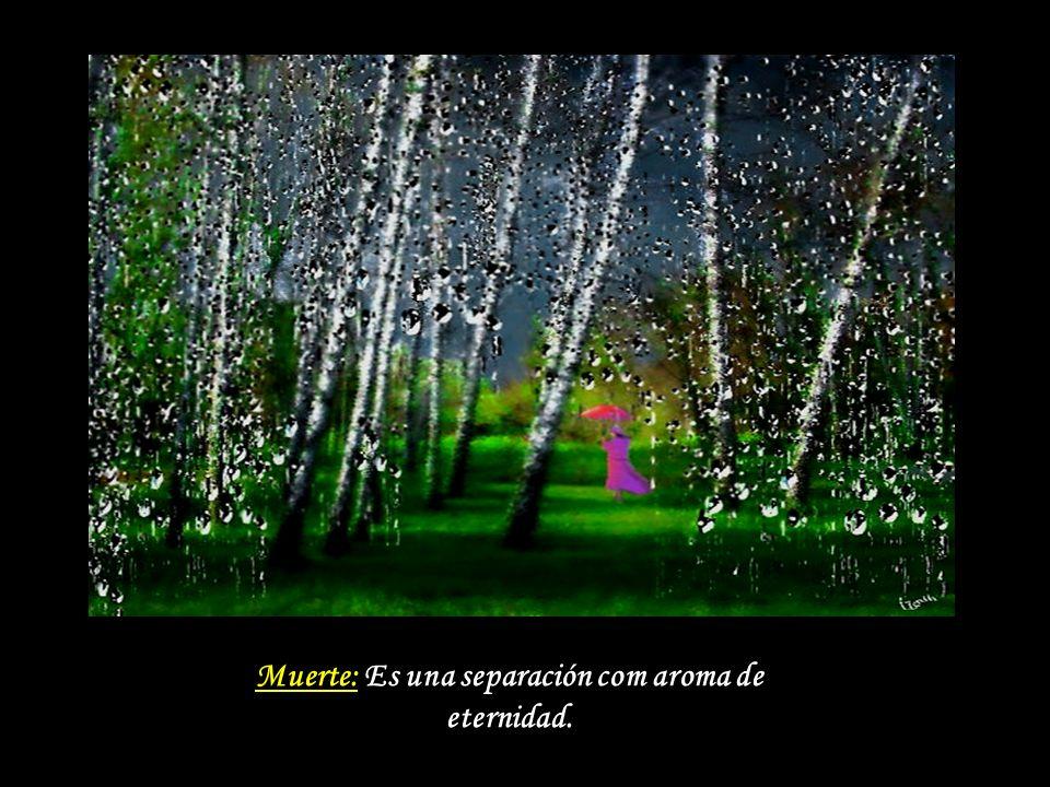 Perfume: Es cuando reconocemos a quienes nos agradan, aun con los ojos cerrados.