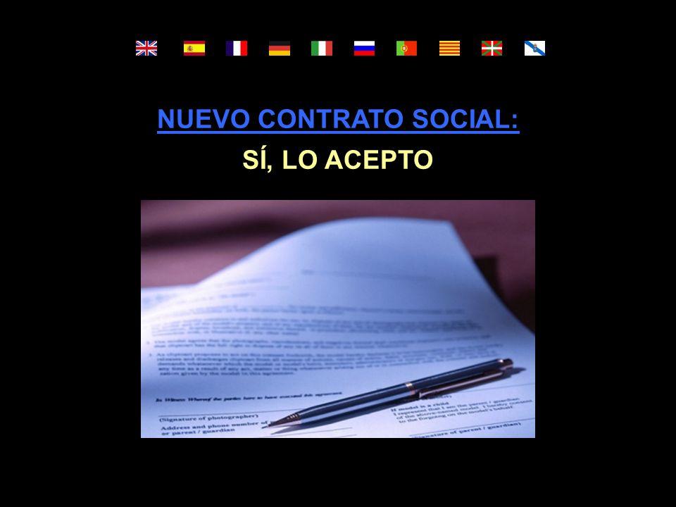 EL NUEVO CONTRATO SOCIAL DEL SIGLO XXI Música: Astrakan Café de Anouar Brahem TrioAnouar Brahem Trio