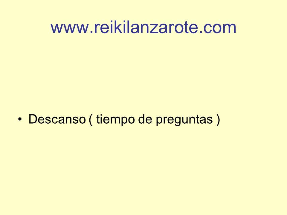 www.reikilanzarote.com MEDITACIÓN EN GASSHO