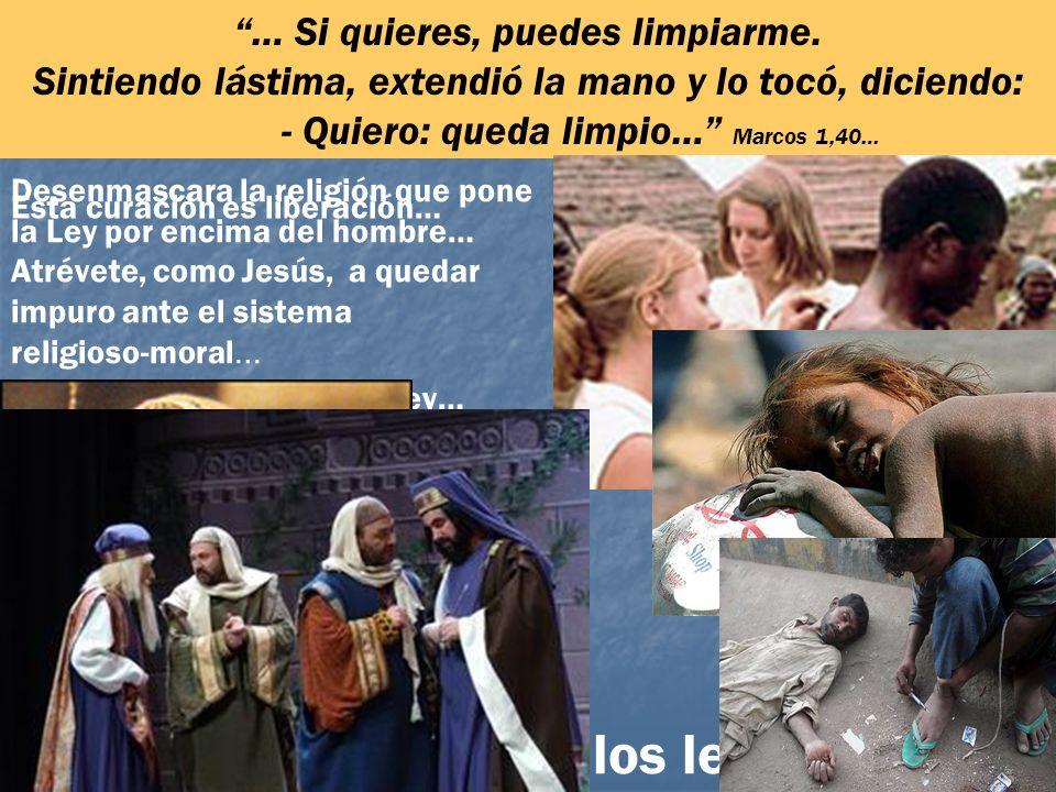 Domingo, 12 de febrero de 2006 ¿Quiénes son hoy los leprosos