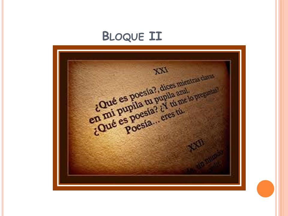 B LOQUE II