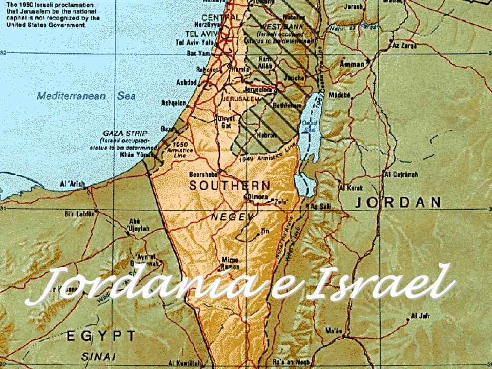 Jordania e Israel